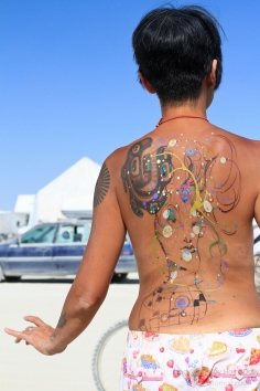 Body Paint by Harry Daily